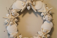 Hearts and Stars Wreath