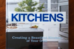 "Featured in the Book ""House Beautiful Kitchens"" by Lisa Cregan"