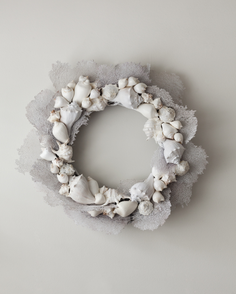Sea Mist Wreath